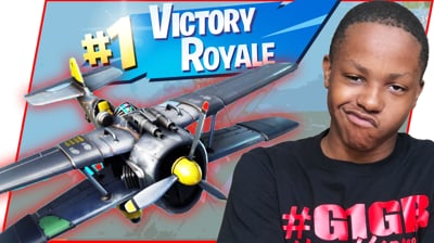 Flying Through The Competition! - Fortnite Battle Royale