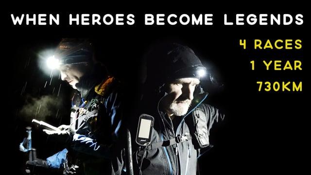 Documentaire: Legends Trail