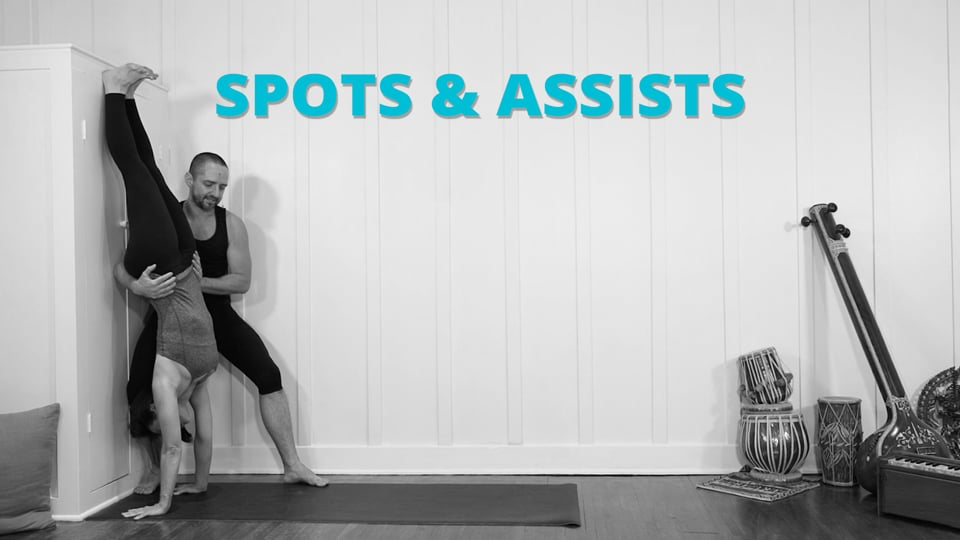 Physical Touch, Adjustments & Assists II