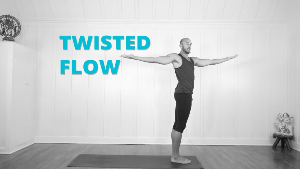 Twisted Flow
