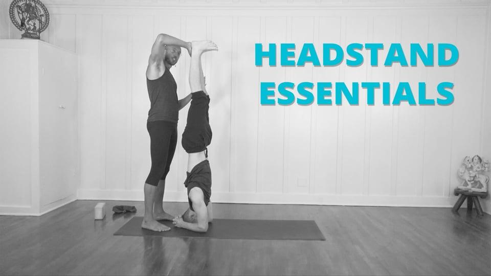 Headstand Essentials