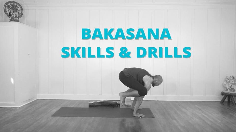 Bakasana Skills & Drills