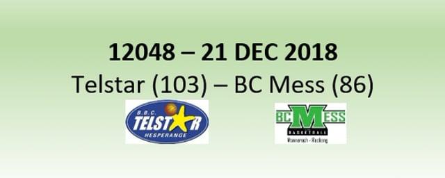 N2H 12048 Telstar Hesperange (103) - BC Mess (86) 21/12/2018