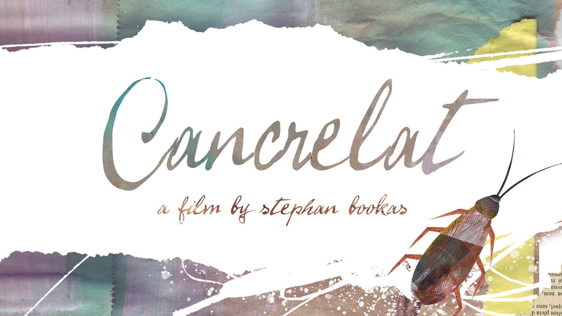 Cancrelat - Trailer