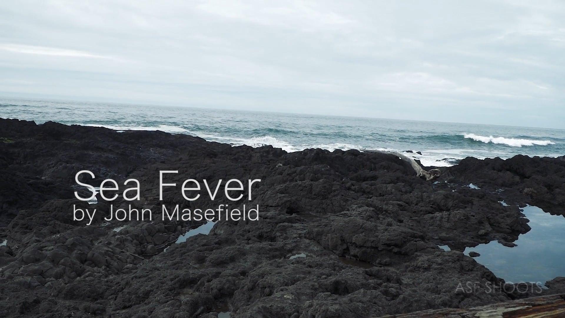 Sea  Fever on the Oregon Coast