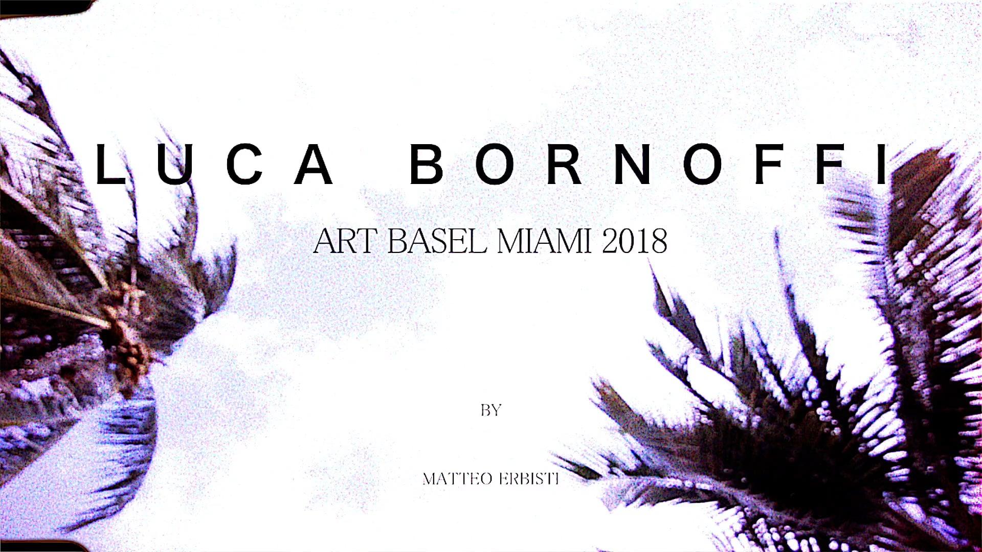 BORNOFFI X ART BASEL // SPECTRUM MIAMI