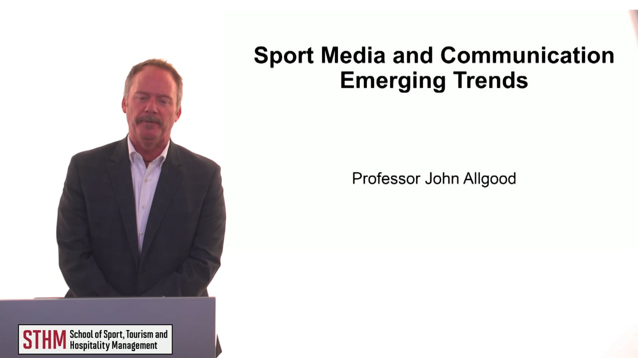 60094Sport Media and Communication Emerging Trends