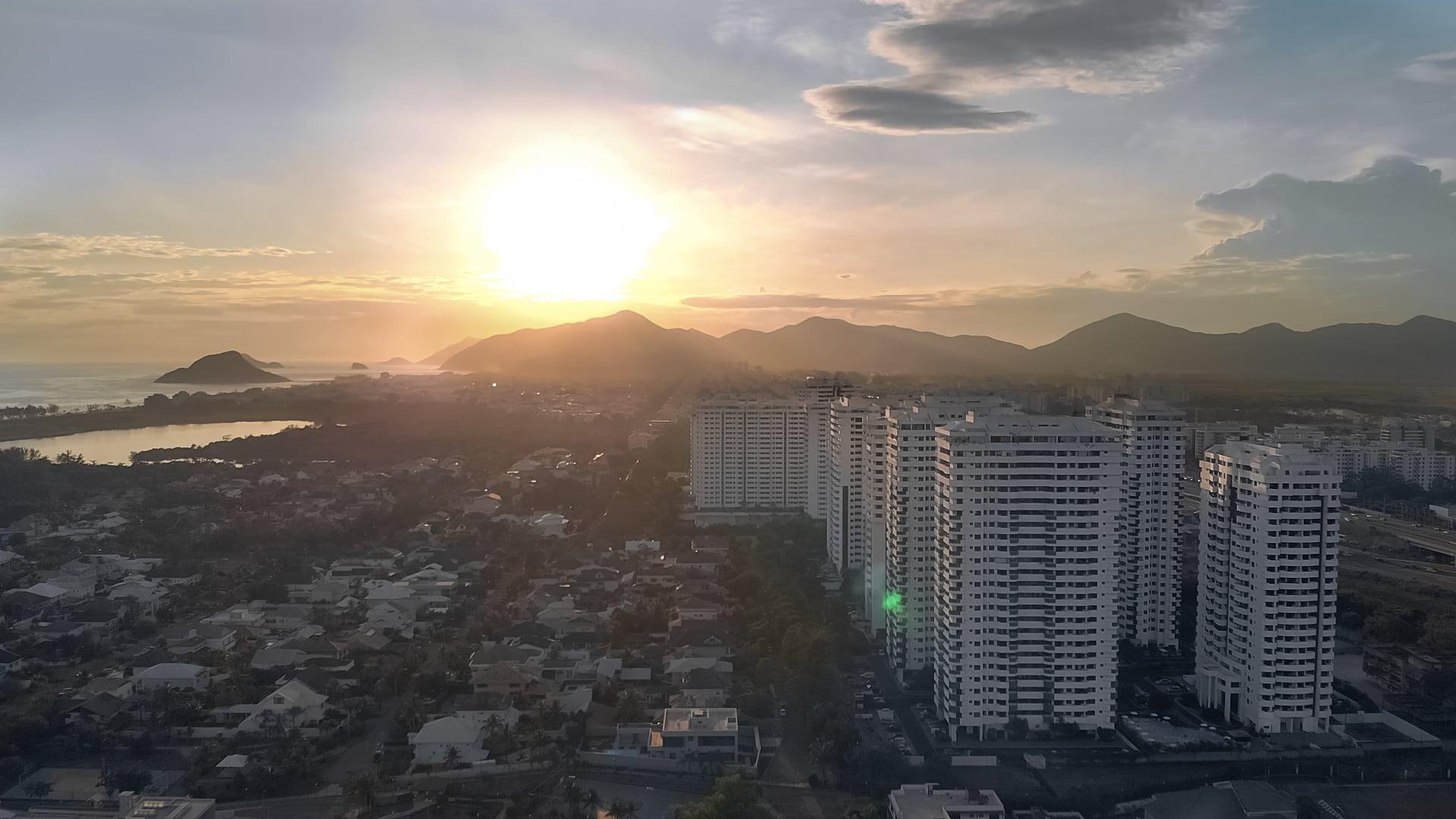 Cinematic Drone - Recreio - Rio de Janeiro