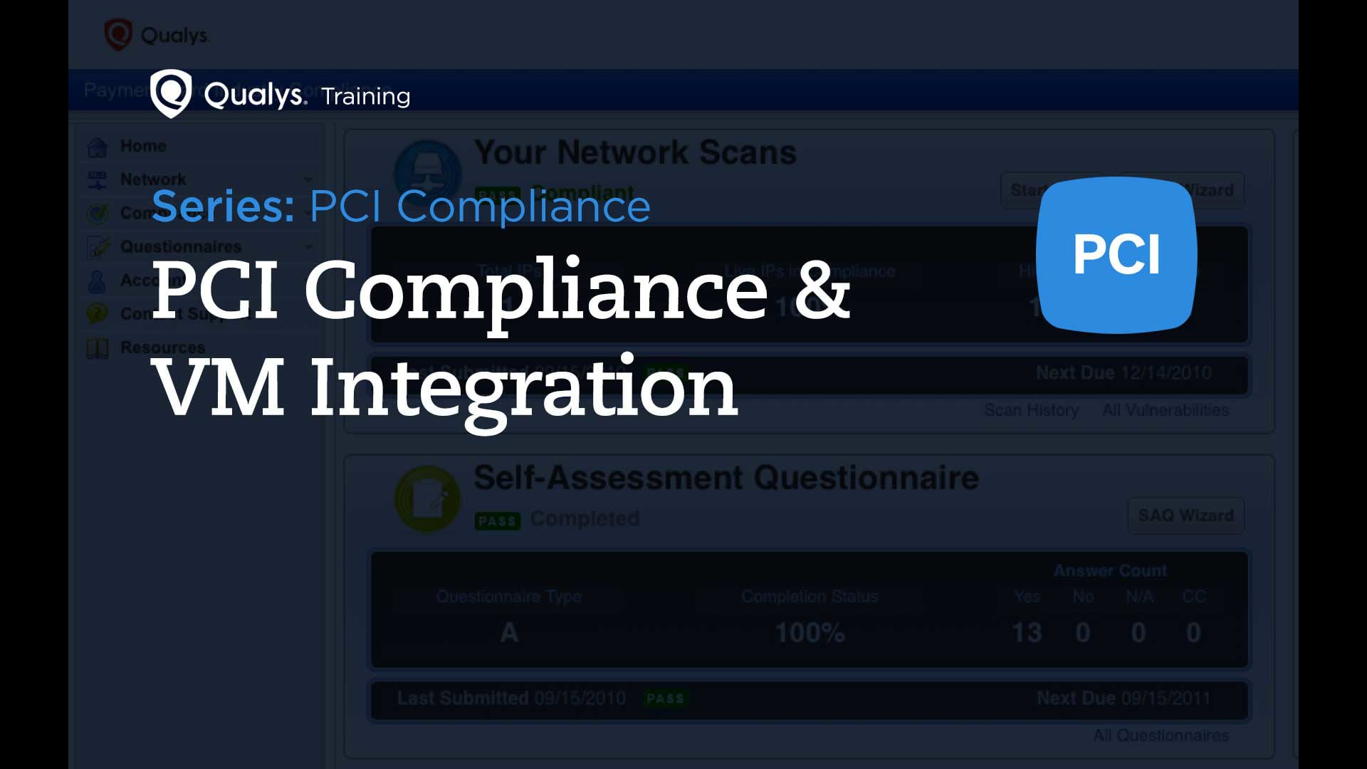 PCI Compliance and VM Integration