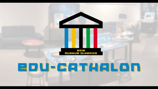Edu-Cathalon: A facilitation strategies and best practices training video for engaging museum visitors in STEM related content
