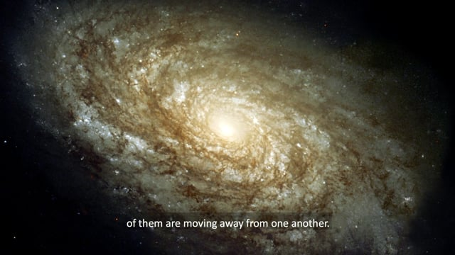 Exploring the Universe: Expanding Universe Content Training Video from the Explore Science: Earth & Space 2019 Toolkit