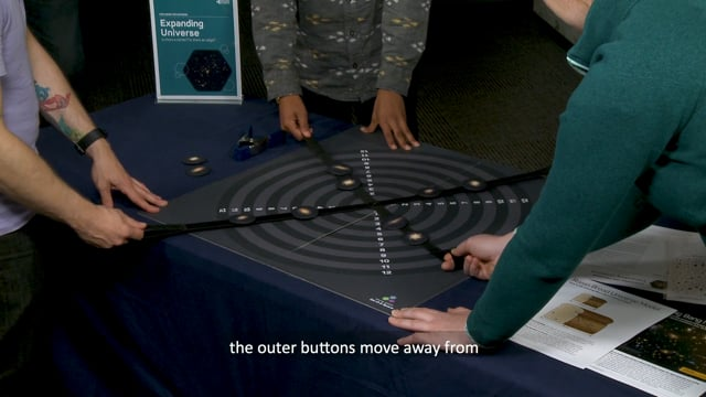 Exploring the Universe: Expanding Universe Activity Training Video from the Explore Science: Earth & Space 2019 Toolkit