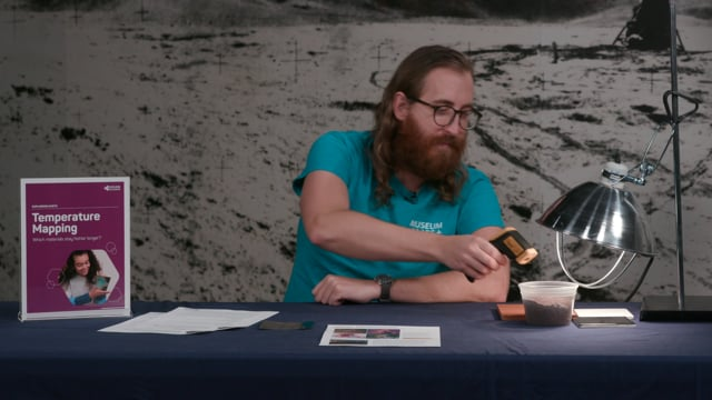 Exploring Earth: Temperature Mapping Activity Training Video from the Explore Science: Earth & Space 2019 Toolkit