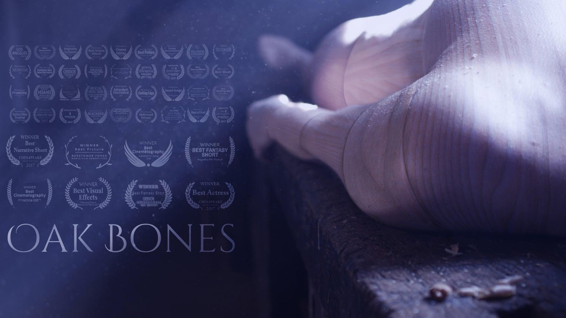 OAK BONES - a short fantasy