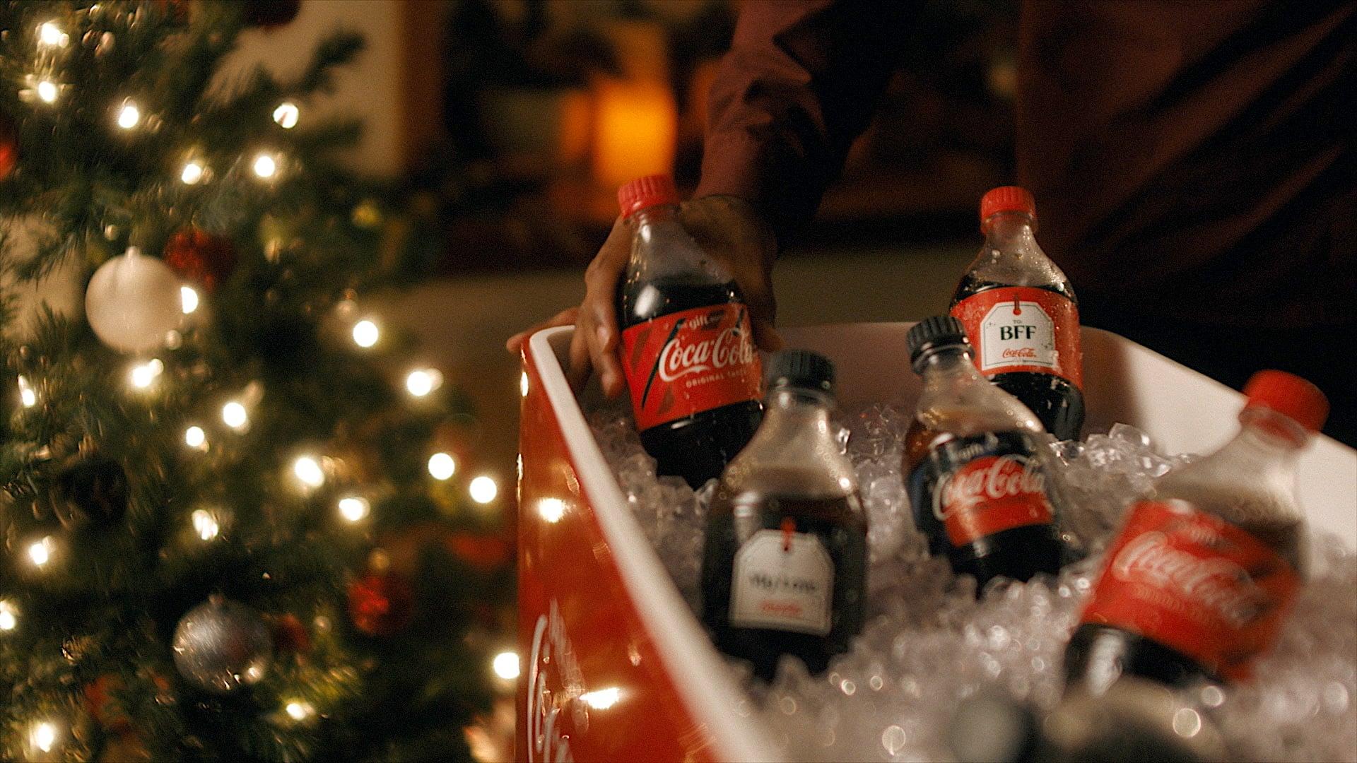 "Coca-Cola ""Season of Giving"""
