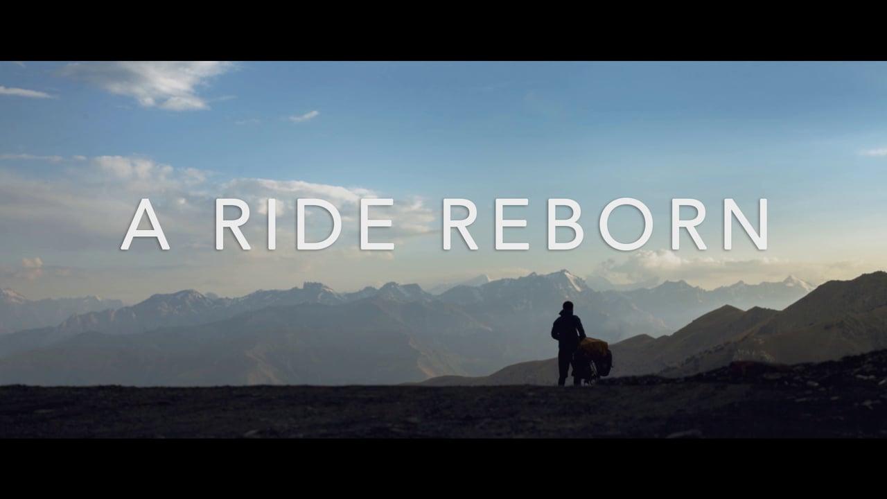 A RIDE REBORN - An essay on Adventure