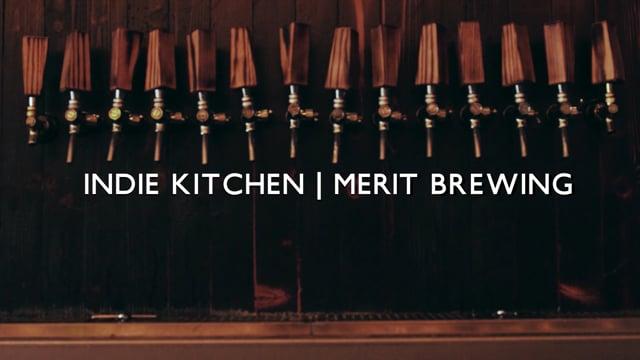 Indie Kitchen - Merit Brewing