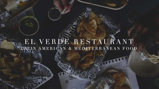 El Verde Restaurant
