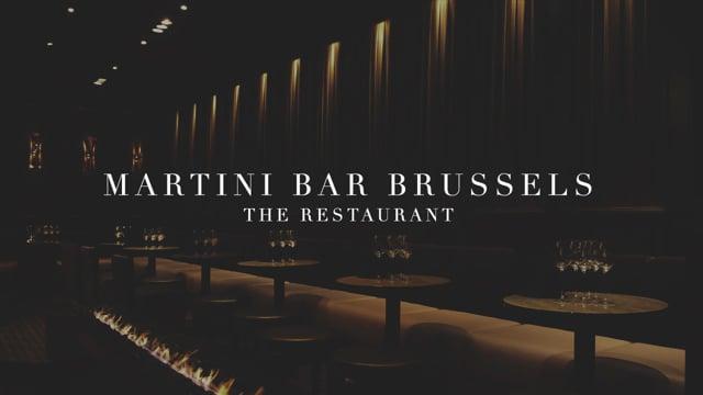 Martini Bar Brussels Restaurant [Corporate]