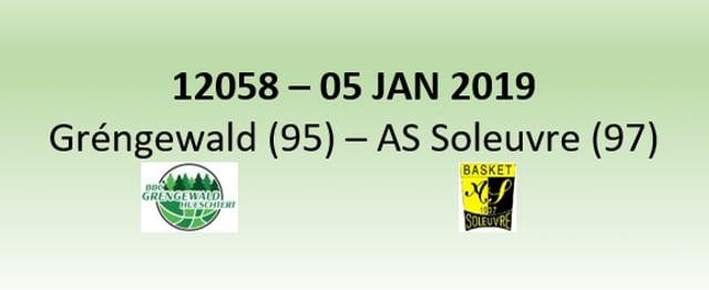 N2H 12058 Grengewald (95) - Soleuvre (97) 05/01/2019