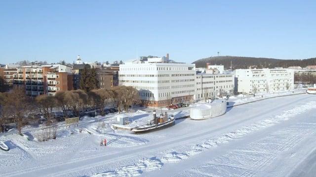 Helmikuu Kuopiossa