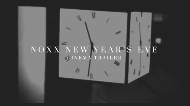 New Year's Eve at Noxx [Teaser]