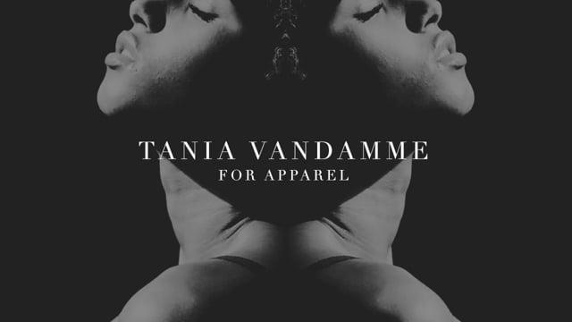 Tania Vandamme for APPAREL by Li Motion