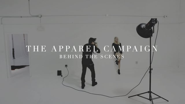 Making of APPAREL Campaign