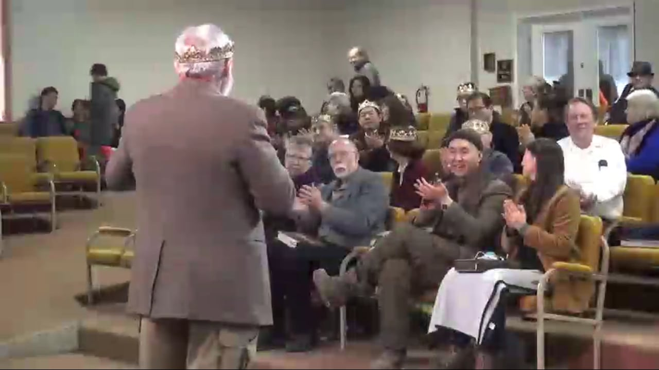 """Lowell Ellanson """"This is Holy Ground!"""" Testimony 1-6-2019"""