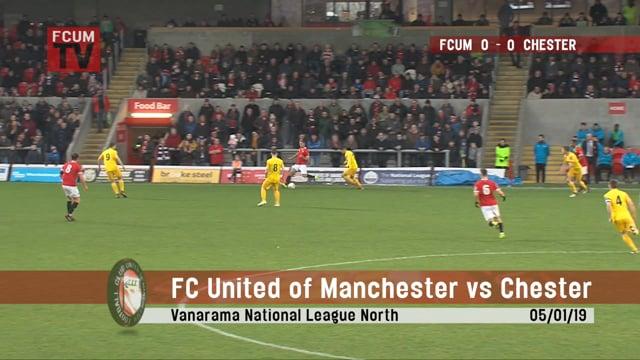 FCUM vs Chester - Highlights - 05/01/19