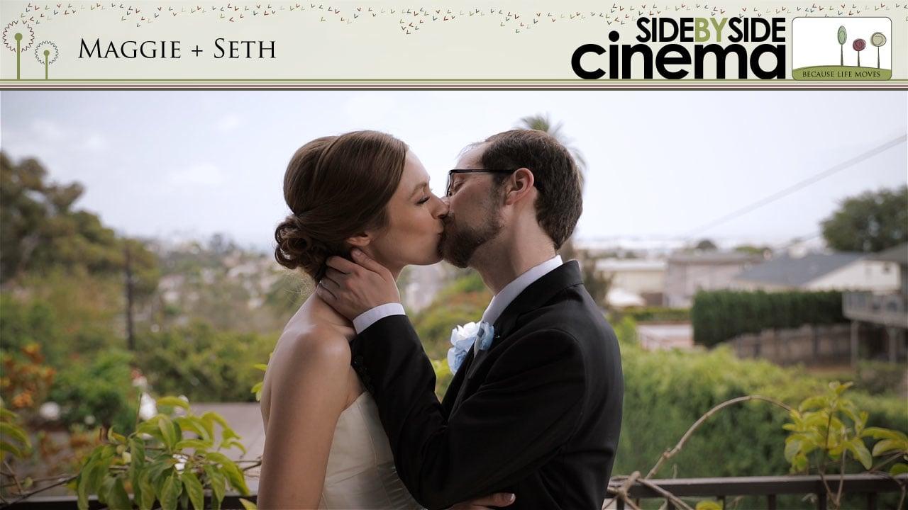 Maggie + Seth - Point Loma Wedding