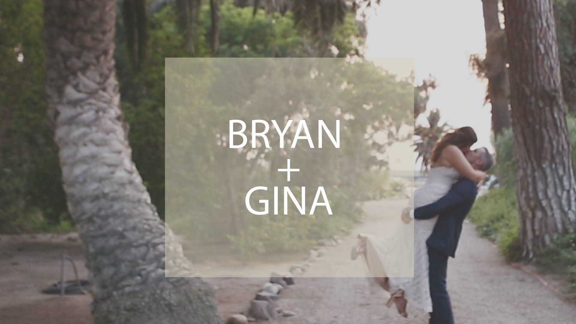 Bryan + Gina