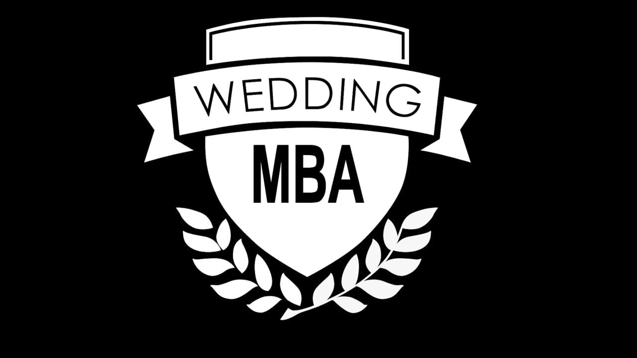 Wedding MBA Promotional Film