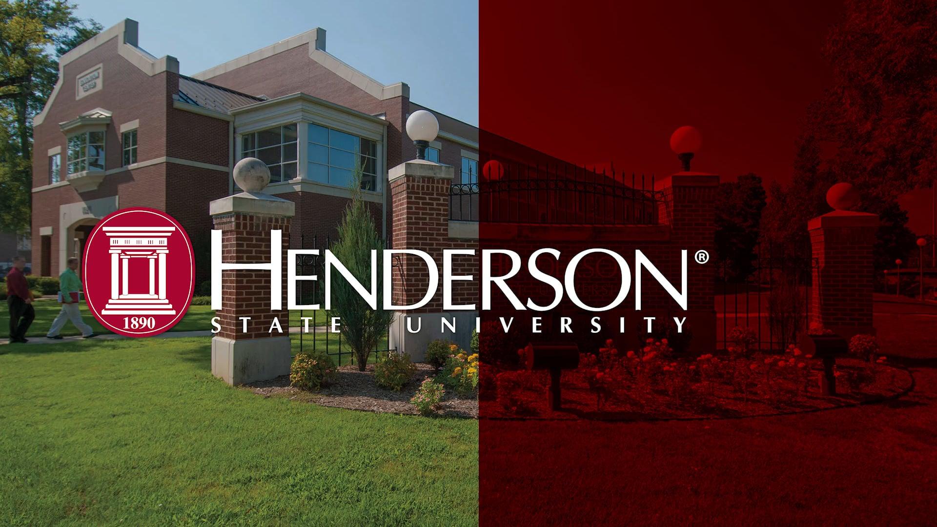 HENDERSON STATE UNIVERSITY: WEB SPOT