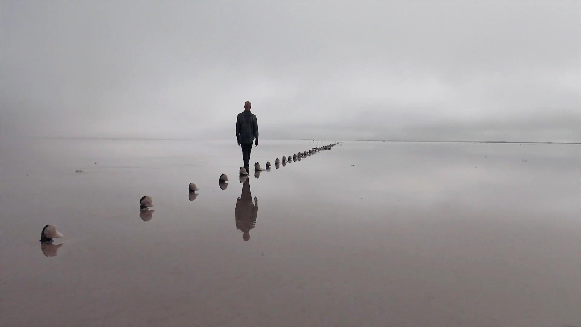 'Salt Lake' - Lake Tyrrell, Pink Lakes VIC