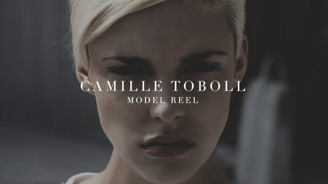 Camille Toboll [Model Reel]