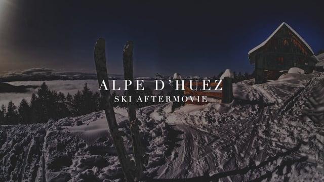 Alpe D'Huez: Ski Aftermovie [Preview]
