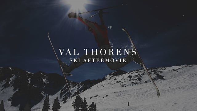 Alps Val Thorens Ski Aftermovie