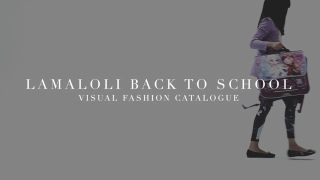Lamaloli Back To School [Ad]