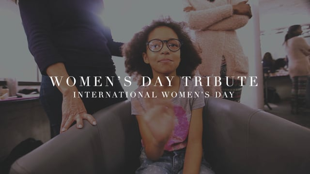 Woman's Day Tribute
