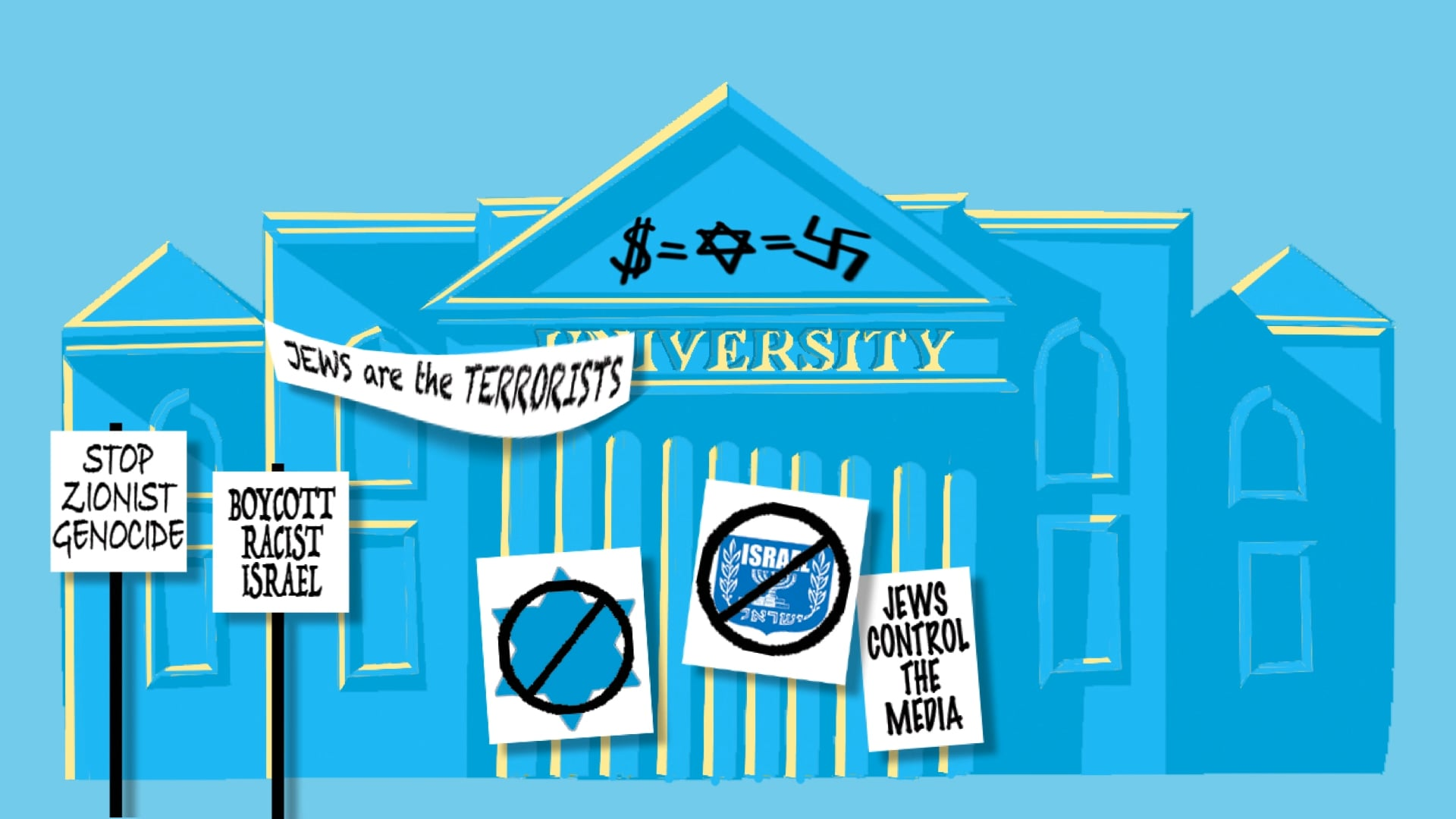 Antisemitism on College Campuses