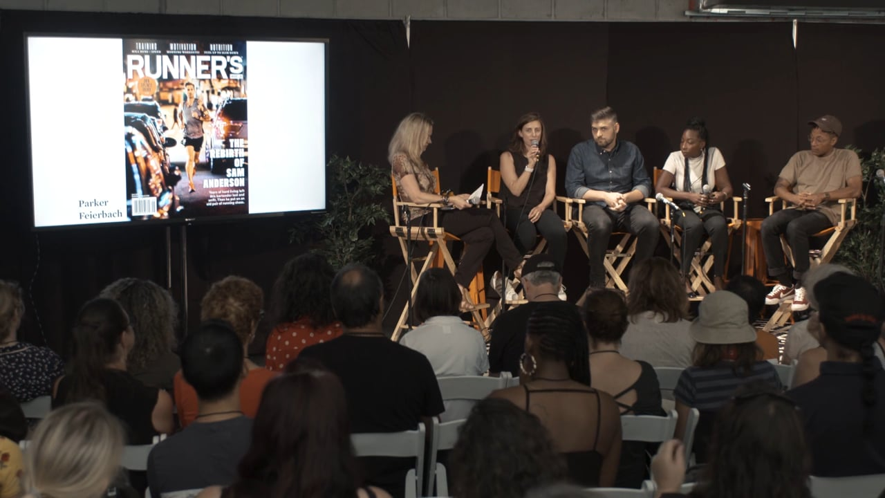 How to Impress Photo Editors, Land a Job and Negotiate Your Best Deal –Photoville 2018