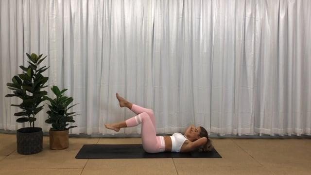 35min core workout