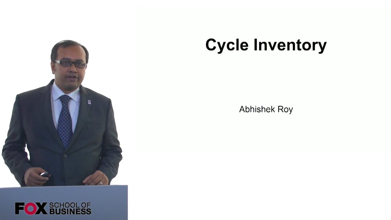61236Cycle Inventory