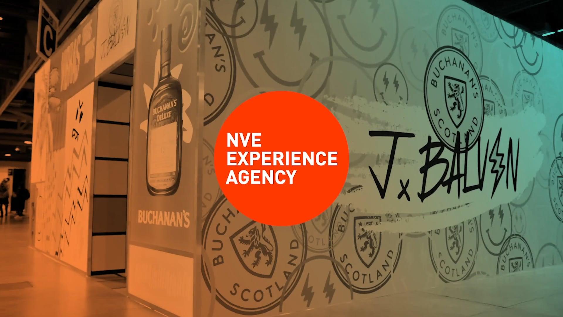 Agencia NVE Experience Agency | NVE 2019 Sizzle | USA