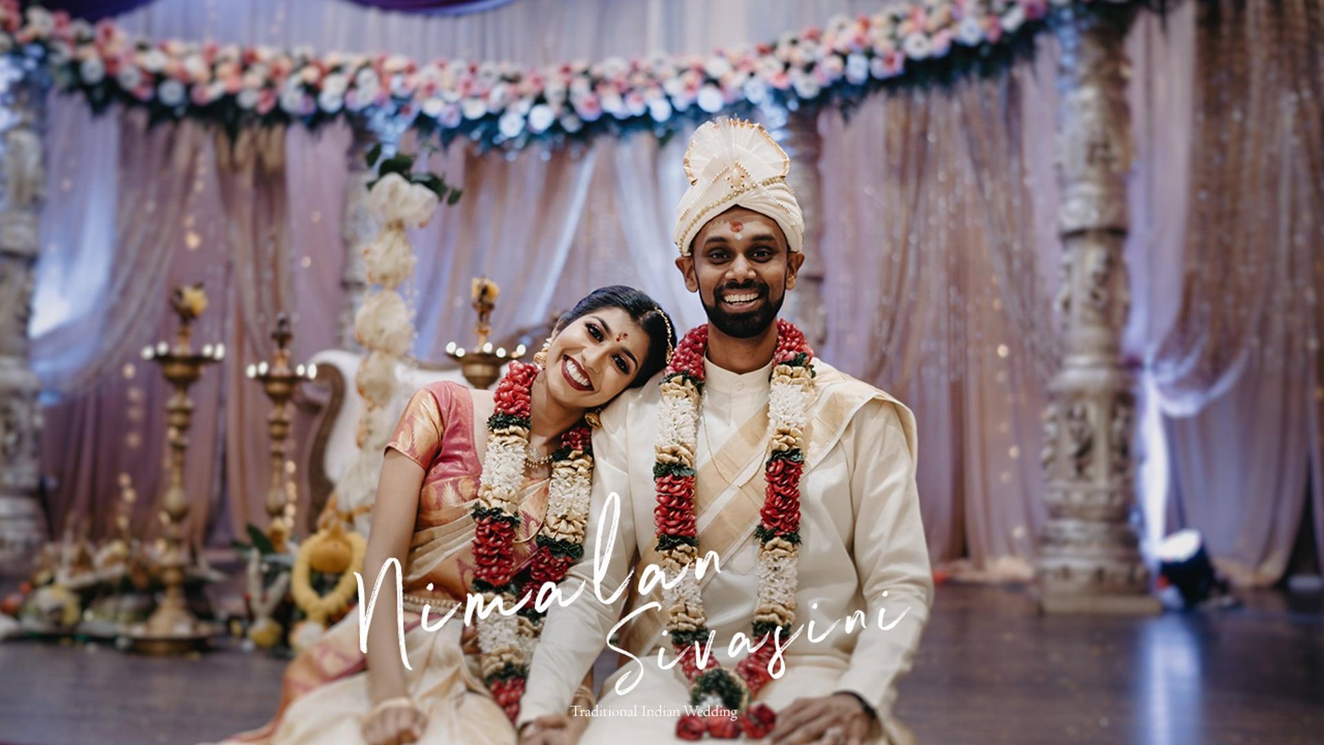 Nimalan & Sivasini Temple Wedding // Cinematic