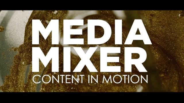 Showreel MediaMixer
