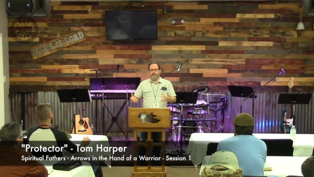 """20170324 - Session 1 - """"Protector"""" - Tom"""