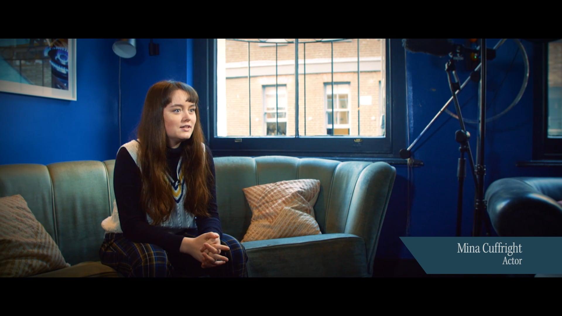 Mina Cuffwright - Actor