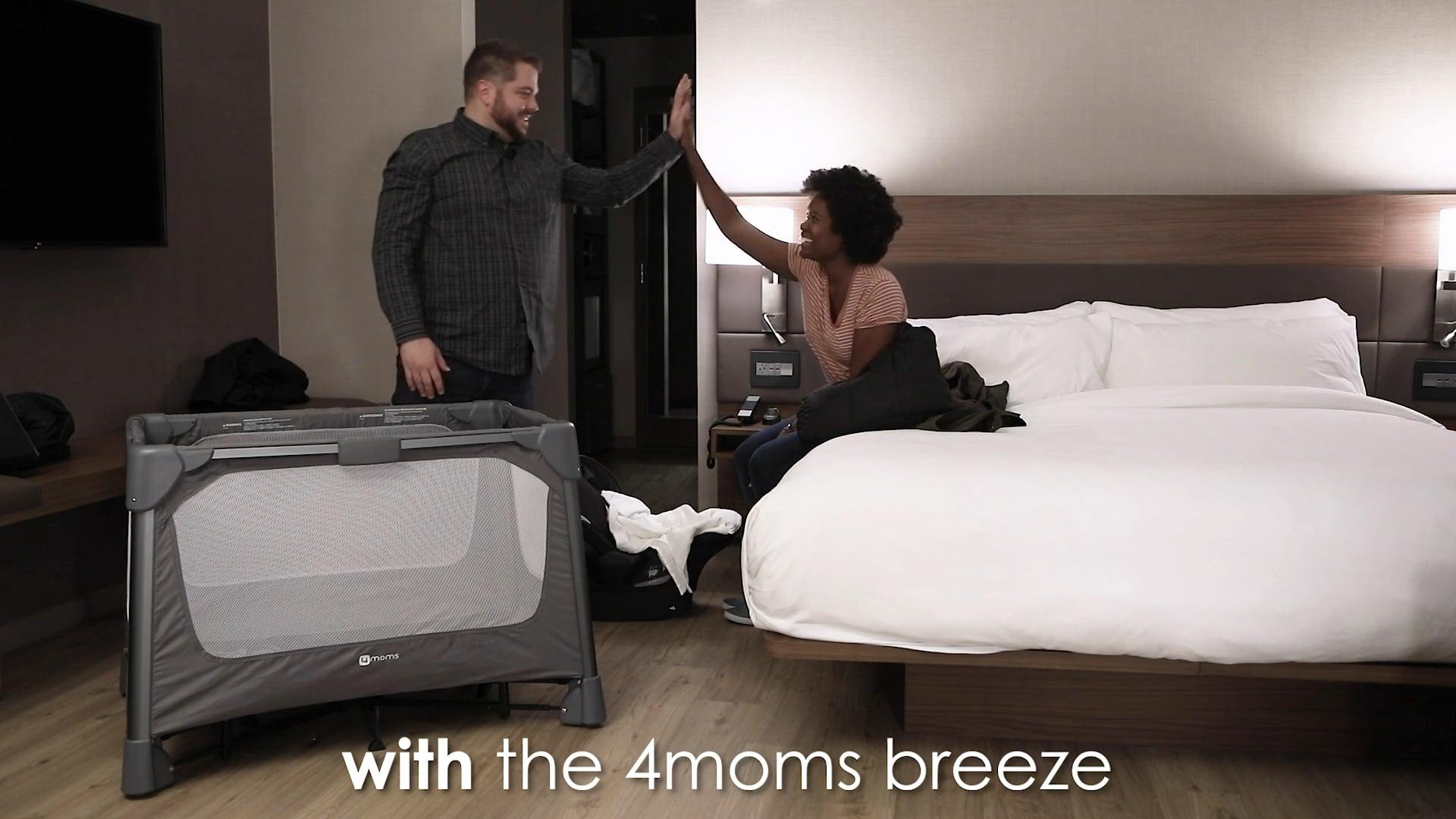 4moms FTW - breeze go